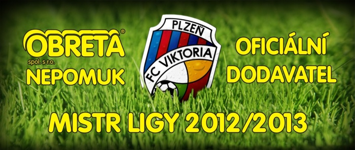 Football club FC VIKTORIA PLZEN – 2010/2011 FOOTBALL LEAGUE CHAMPION